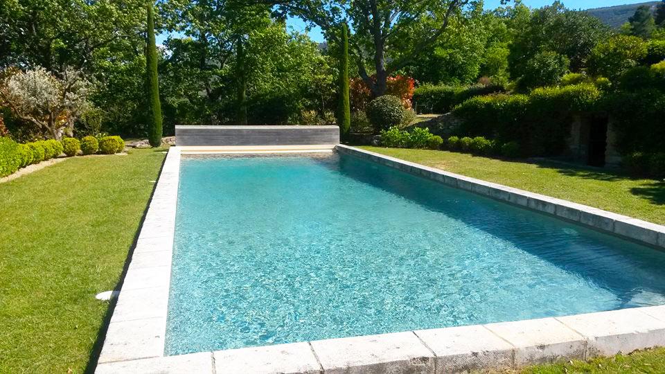 Sandstone - polyFIBRO® Poolbeschichtung